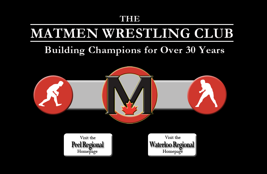Matmen Wrestling Club Welcome